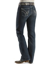 Wrangler Women's Ultimate Riding Q-Baby Jeans, , hi-res