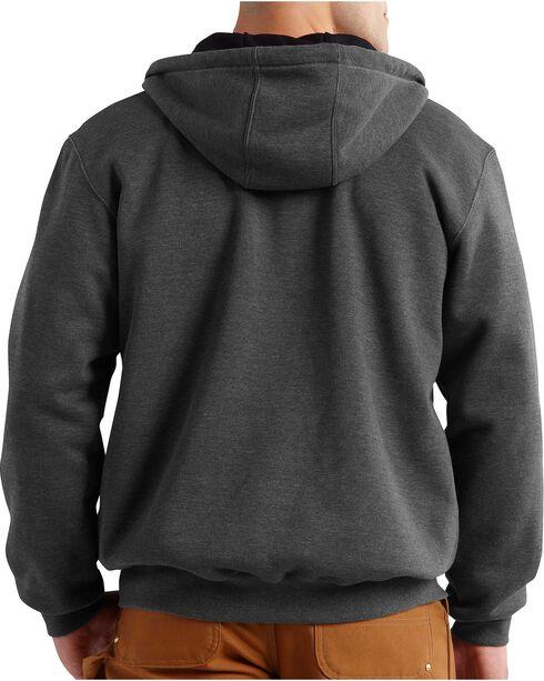 Carhartt Men's Hooded Zip-Up Sweatshirt, , hi-res