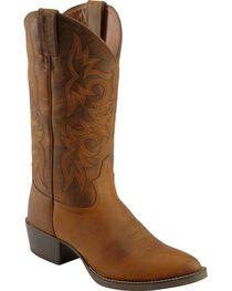 """Justin Men's 13"""" Western Boots, , hi-res"""