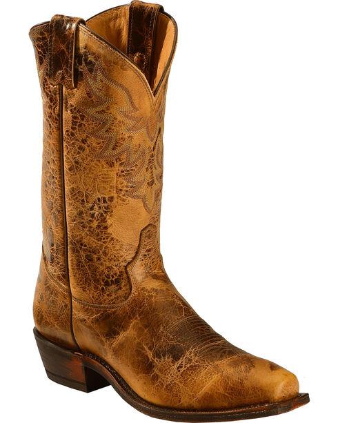 Tony Lama Men's Americana Western Boots, , hi-res