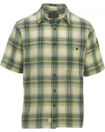 Woolrich Men's Chill Out II Seersucker Plaid Shirt , , hi-res