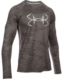 Under Armour Men's CoolSwitch Thermocline Fishing Shirt, , hi-res