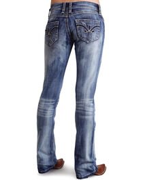 Stetson Women's Hollywood Boot Cut Jeans, , hi-res