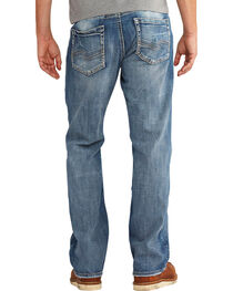 Silver Men's Craig Easy Fit Jeans - Boot Cut , , hi-res