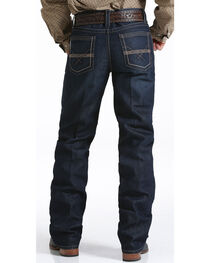 Cinch Men's Grant Mid Rise Relaxed Boot Cut Jeans, , hi-res