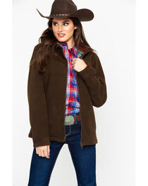 Outback Trading Co. Women's Brown Mt. Rocky Jacket , , hi-res