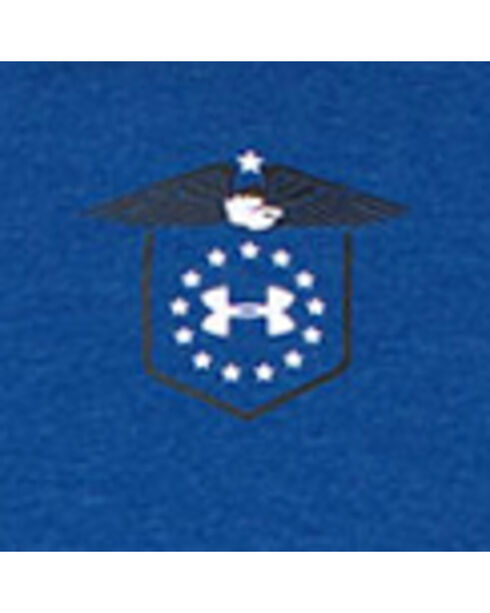 Under Armour Men's Freedom Home Of The Brave Tee, Blue, hi-res
