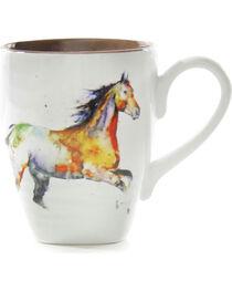 Big Sky Carvers Running Horse Mug, , hi-res