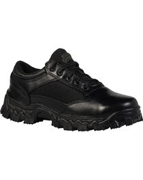 Rocky Men's Alpha Force Oxford Work Shoes, , hi-res