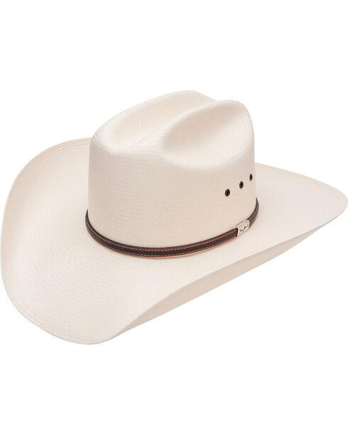 Resistol Men's George Strait 8X Salado Hat, Natural, hi-res