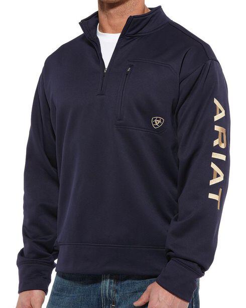 Ariat Tek 1/4 Zip Fleece Pullover, , hi-res