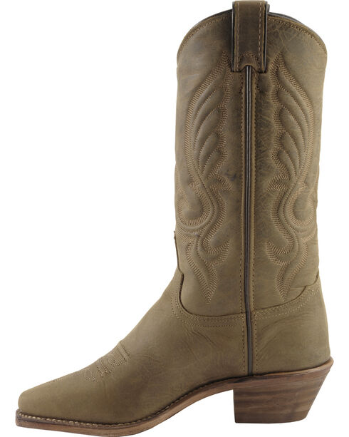 "Abilene Women's 11"" Western Boots, Brown, hi-res"