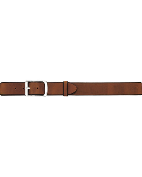 Tony Lama Men's Billy Bob Western Belt , Brown, hi-res