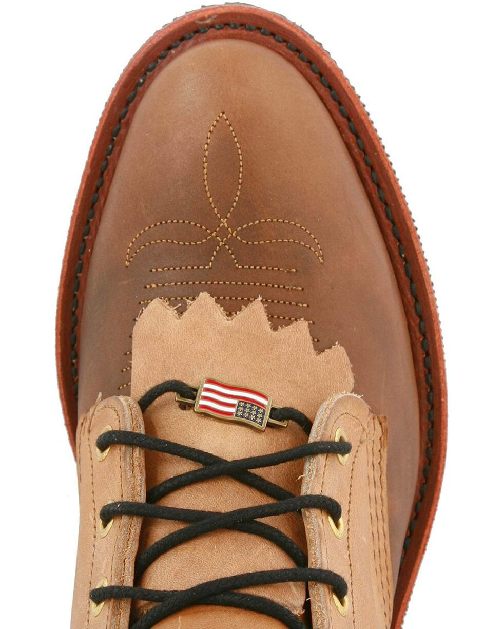 "Chippewa 10"" Lace-up Packer Boots, Bay Apache, hi-res"