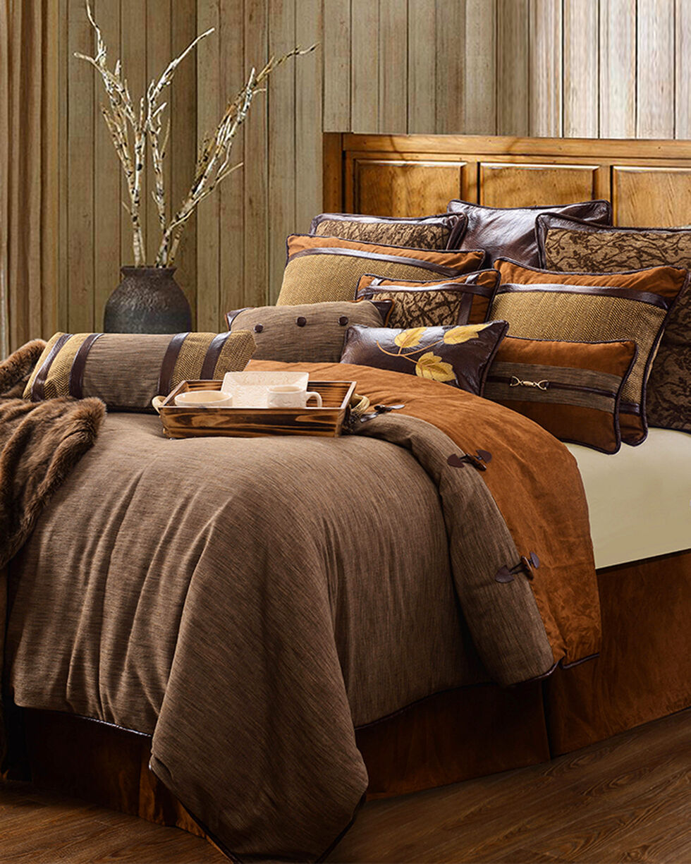 HiEnd Accents Highland Lodge 5-Piece Bed Set - Super King, Multi, hi-res