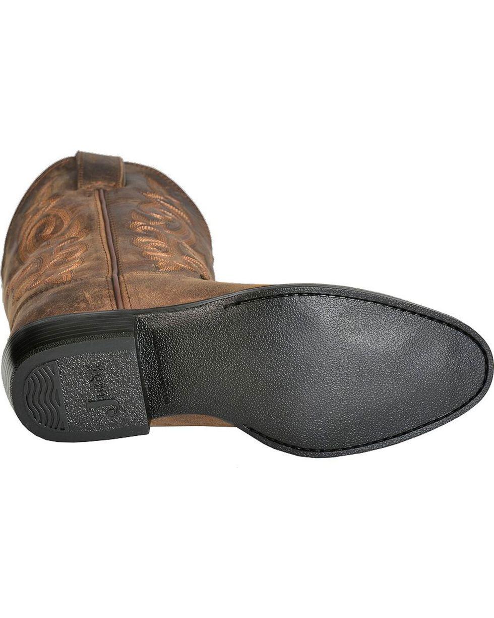 Justin Children's Western Boots, Bay Apache, hi-res