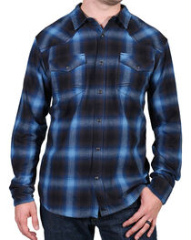Cody James® Men's Large Plaid Long Sleeve Flannel, , hi-res