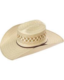 Resistol Men's Tenino Promo Straw Hat , , hi-res