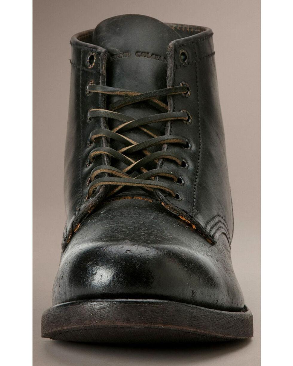 Frye Men's Prison Boots, Black, hi-res