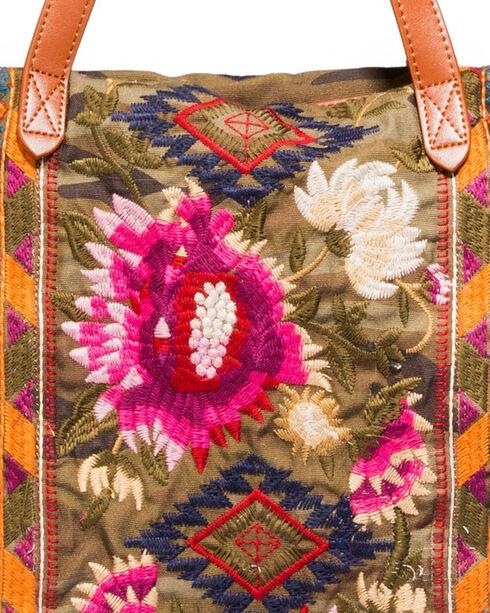 Johnny Was Women's Camo Rialto Weekend Bag , Camouflage, hi-res