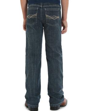 Wrangler Boys' (8-16) 20X No. 42 Vintage Jeans - Boot Cut , Blue, hi-res
