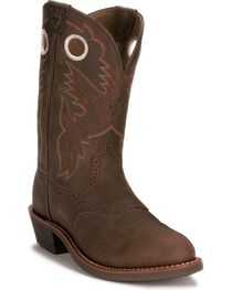 Ariat Women's Heritage Rough Stock Western Boots, , hi-res