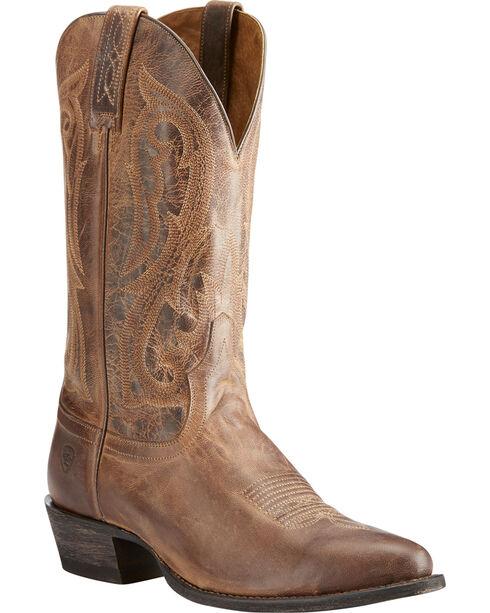 Ariat Men's Tan Circuit Warm Stone Boots - Round Toe , Tan, hi-res