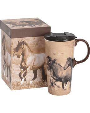 Evergreen Wild Chestnut Ceramic Coffee Mug , No Color, hi-res