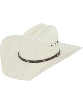 Justin Men's 20X Killeen Straw Cowboy Hat, Natural, hi-res