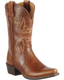 Ariat Kid's Heritage Western Boots, , hi-res