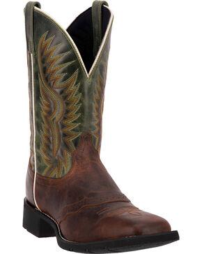 Laredo Men's Jhase Western Boots, Brandy, hi-res