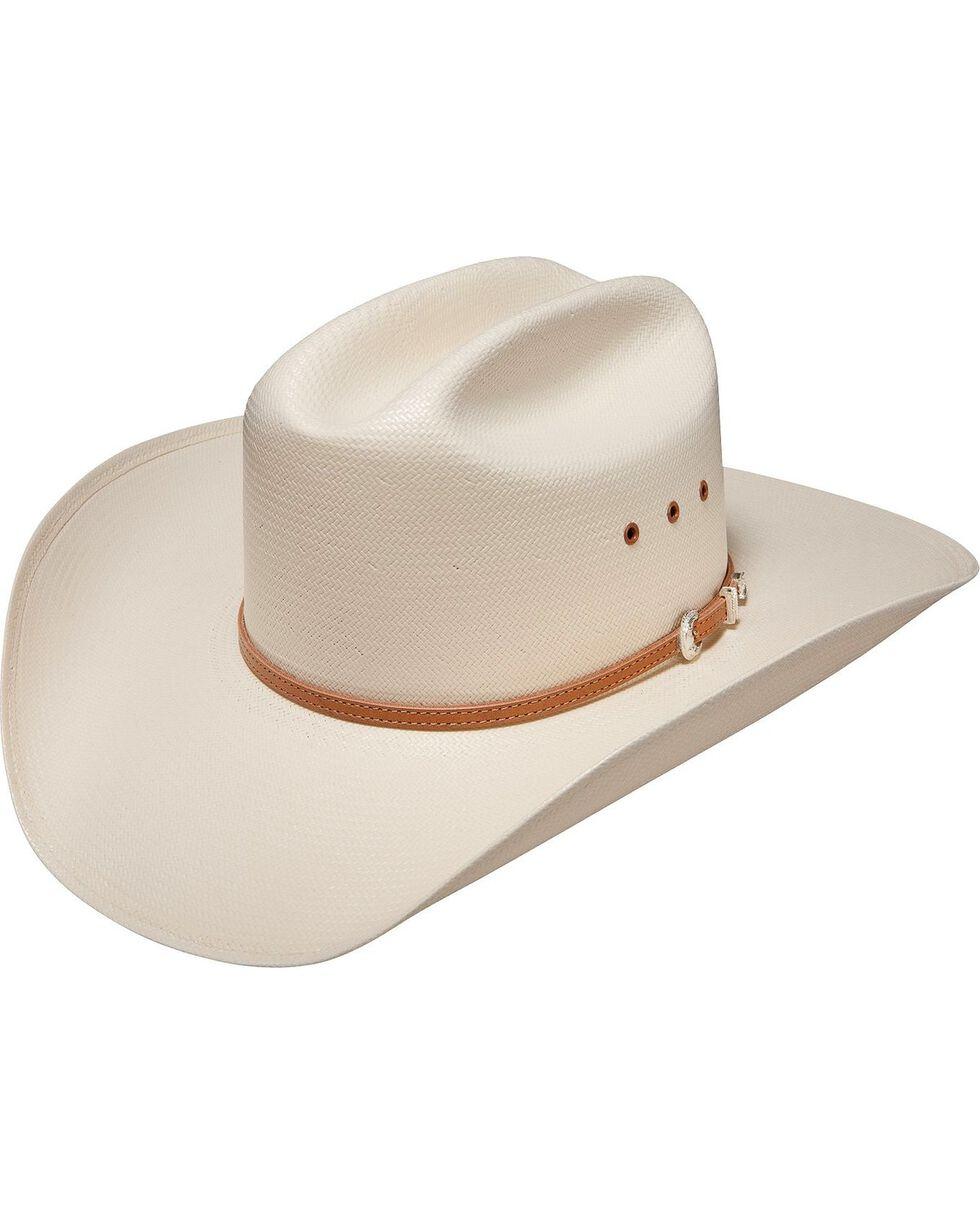 Stetson Benbrook 10X Straw Cowboy Hat, , hi-res