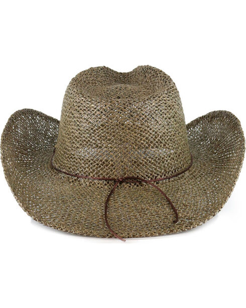 Charlie 1 Horse Women's Some Beach Straw Hat, Natural, hi-res