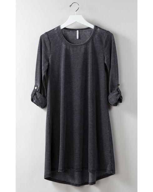 Z Supply Women's Black Symphony Dress , Black, hi-res