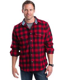 Woolrich Men's Wool Buffalo Shirt, , hi-res