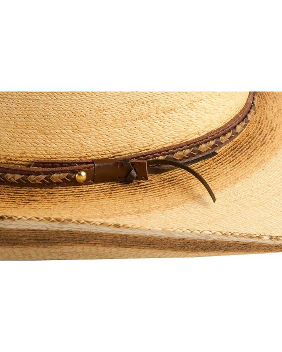 Resistol Men's Jason Aldean Georgia Boy Palm Hat, Natural, hi-res