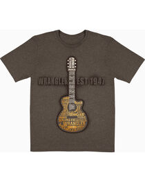 Wrangler Men's Guitar T-Shirt, , hi-res