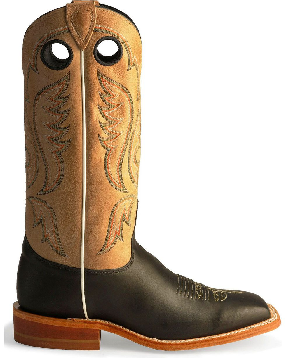 Justin Men's Bent Rail Collection Western Boots, Toast, hi-res
