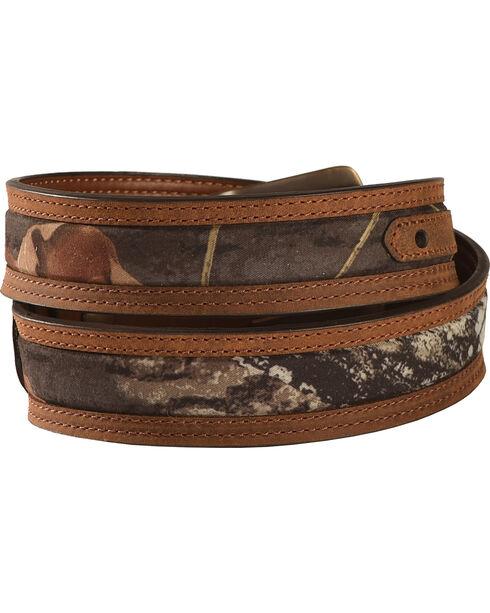 Boy's Mossy Oak Camo Belt, Camouflage, hi-res