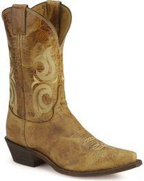 "Justin Men's 11"" Desperado Western Boots, , hi-res"