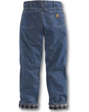 Carhartt Men's Relaxed Fit Straight Leg Work Pants, Dark Stone, hi-res