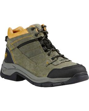 Ariat Men's Terrain Pro Outdoor Boots, Olive, hi-res