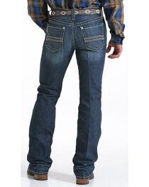 Cinch Men's Ian Mid Rise Boot Cut Jeans, , hi-res