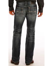 Rock and Roll Cowboy Pistol Flex Jeans - Straight Leg , , hi-res