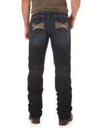 Wrangler Men's Indigo 20X No. 42 Vintage Stretch Denim Boot Jeans - Long , Indigo, hi-res