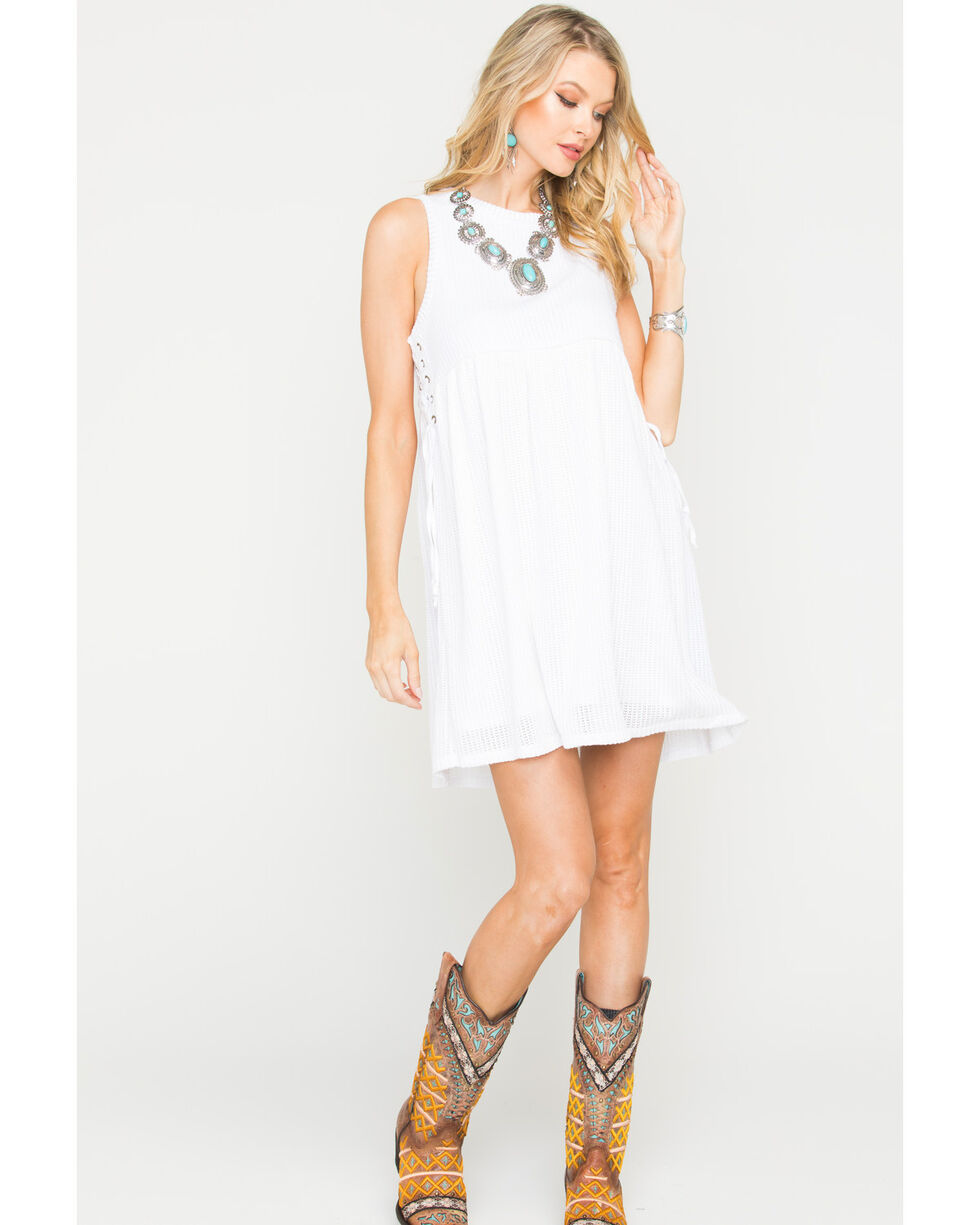 Sage the Label Women's Marina Dress , White, hi-res