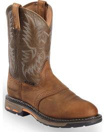 Ariat Men's Workhog Work Boots, , hi-res