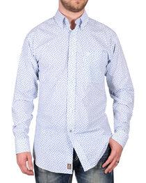 Ariat Men's Pattern Long Sleeve Shirt , , hi-res