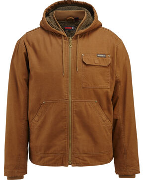 Wolverine Men's Chestnut Insulated Ironwood Jacket, Chestnut, hi-res
