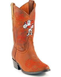 Gameday Boots Girls' University of Georgia Western Boots - Medium Toe, , hi-res
